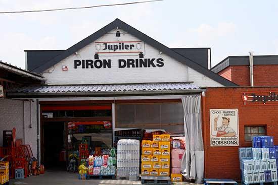 Piron Drinks: entrée 2